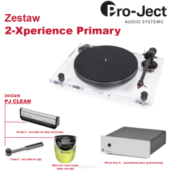 Pro-Ject 2-Xperience Primary Acryl