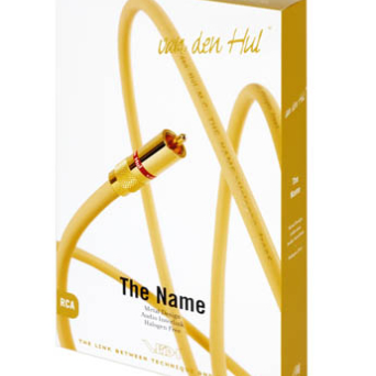 VAN DEN HUL THE NAME - RCA 1.0m