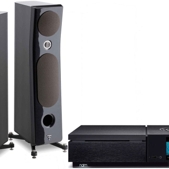 naim Uniti Star + Focal Kanta No2