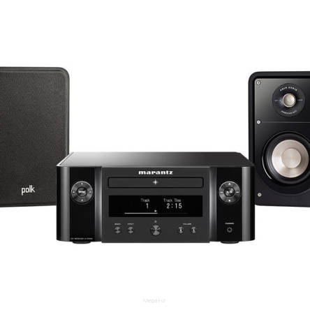 Marantz Melody X MC-R612 + Polk Audio S15