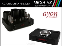 Ayon Audio Scorpio + CD-07s