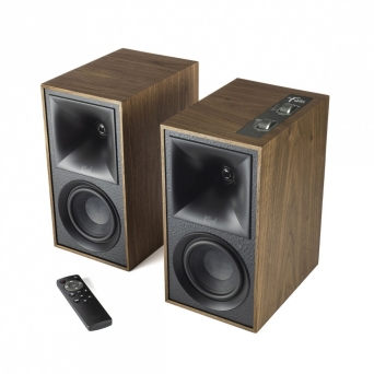 Klipsch The Fives - aktywne głośniki z bluetooth, USB i HDMI - outlet